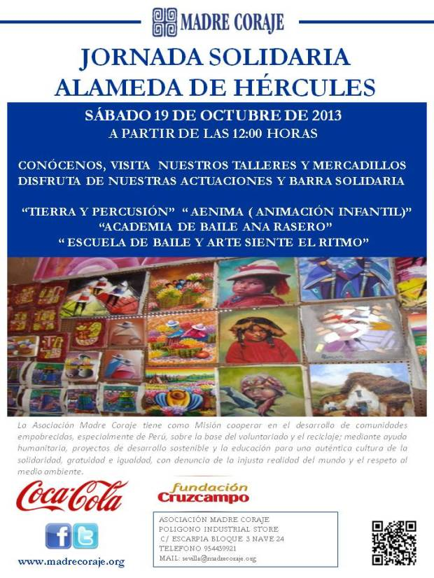 Cartel ALAMEDA 2013