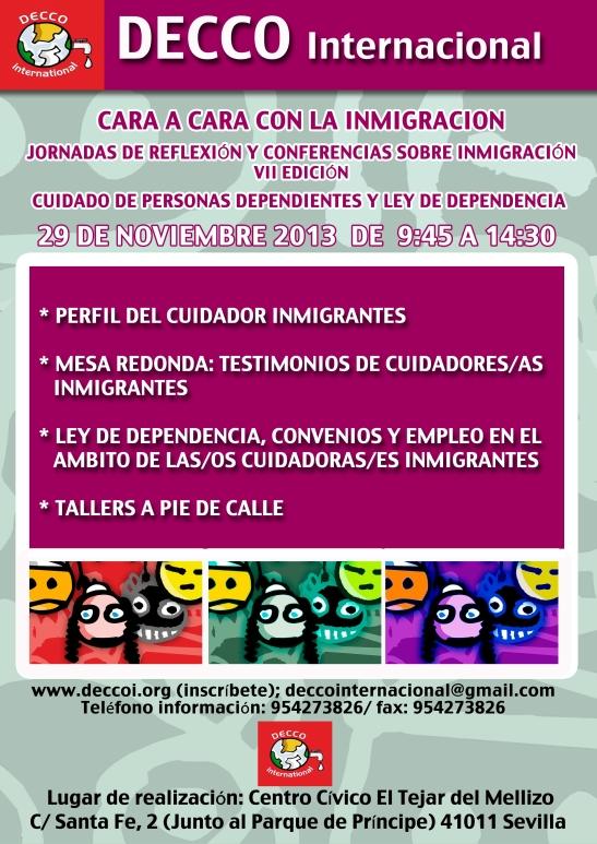 cartel definitivo jornadas 2013