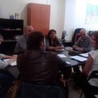 Reunión ASONGD-EQUO. 15 de abril