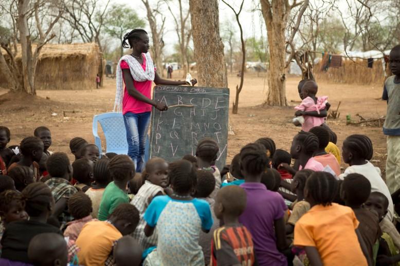 Andrew Ash - JRS Entreculturas - Sudán del Sur (2)